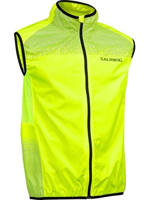 Salming Skyline Vest Men Yellow